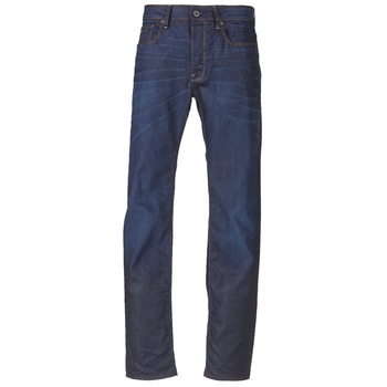 textil Herr Raka byxor G-Star Raw 3301 STRAIGHT Hydrite / Denim