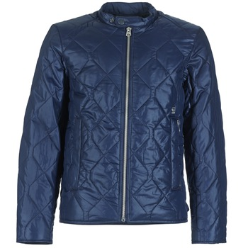 textil Herr Vindjackor G-Star Raw ATTAC QUILTED Marin