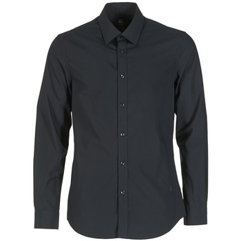 textil Herr Långärmade skjortor G-Star Raw CORE Svart
