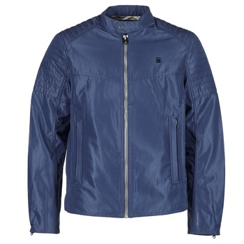 textil Herr Vindjackor G-Star Raw ATTACC GP JKT Marin