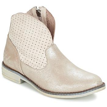 Skor Flick Boots Ikks CINDY Silverfärgad