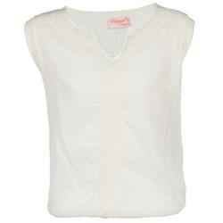 textil Dam T-shirts Kaporal EVER Vit