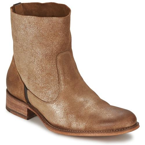 Skor Dam Boots n.d.c. SANDRINE SOFTY BRILLO Guldfärgad