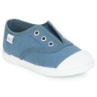 Skor Barn Sneakers Citrouille et Compagnie RIVIALELLE Blå / Jeans