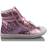 Skor Flickor Höga sneakers Hello Kitty CAMOMILLA MILANO GLIPPER ROSA