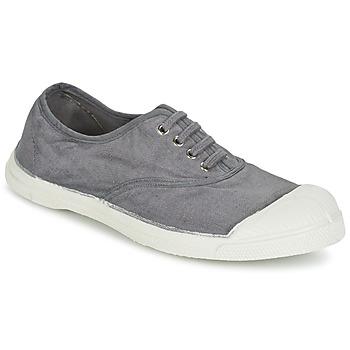 Skor Dam Sneakers Bensimon TENNIS LACET Grå