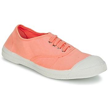 Skor Dam Sneakers Bensimon TENNIS LACET Korall