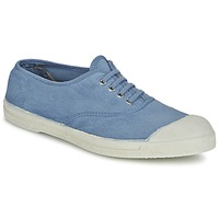 Skor Dam Sneakers Bensimon TENNIS LACET Blå