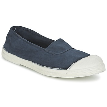 Skor Dam Sneakers Bensimon TENNIS ELASTIQUE Marin