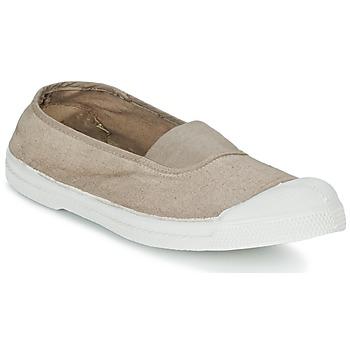 Skor Dam Sneakers Bensimon TENNIS ELASTIQUE Beige