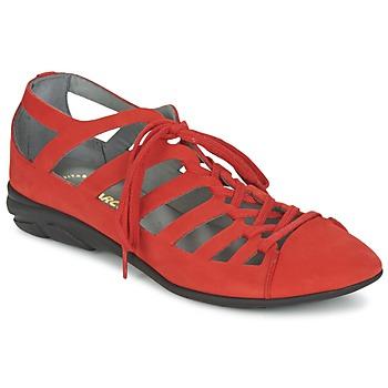 Skor Dam Sandaler Arcus TIGORI Röd