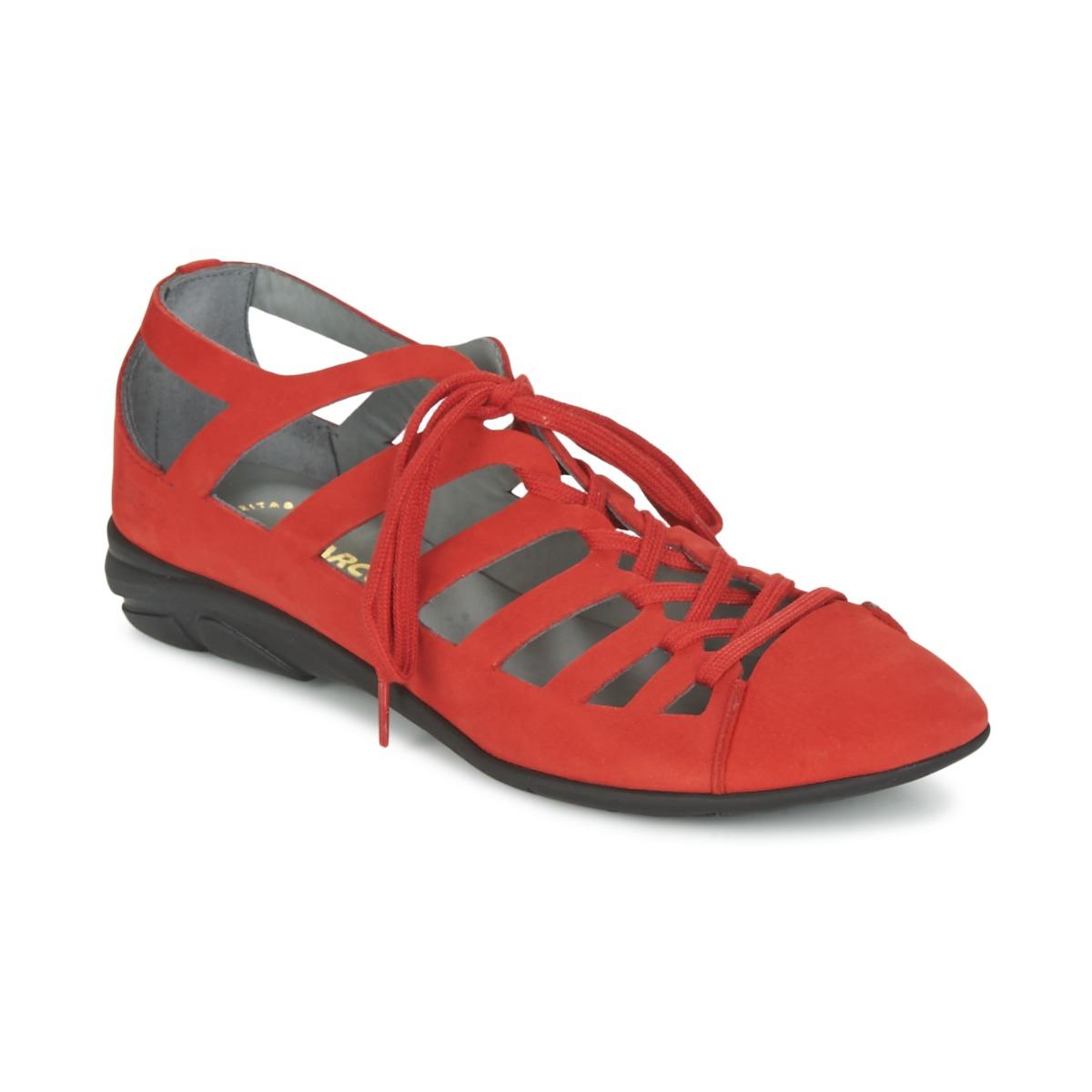 sandaler Arcus TIGORI Röd