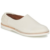 Skor Dam Slip-on-skor Shabbies STAN Vit