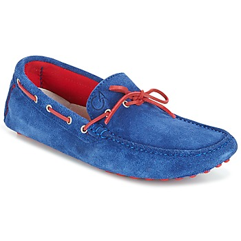 Skor Herr Loafers Casual Attitude MACOUA Marin