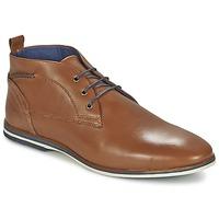 Skor Herr Boots Casual Attitude MANXIO Brun