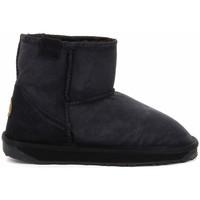Skor Dam Boots EMU Botte  Stinger Mini Noir