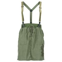 textil Dam kjolar Desigual FELOBE Kaki
