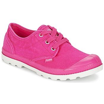 Skor Dam Sneakers Palladium US OXFORD Rosa