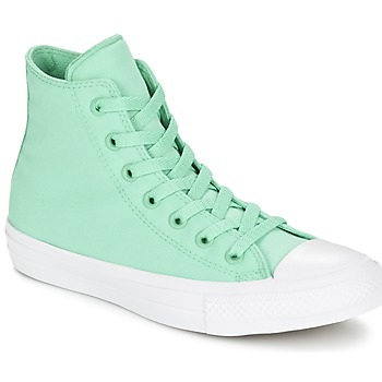 Skor Höga sneakers Converse CHUCK TAYLOR All Star II NEON HI Grön