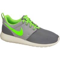 Skor Pojk Sneakers Nike Roshe One Gs 599728-025 Green,Grey,White