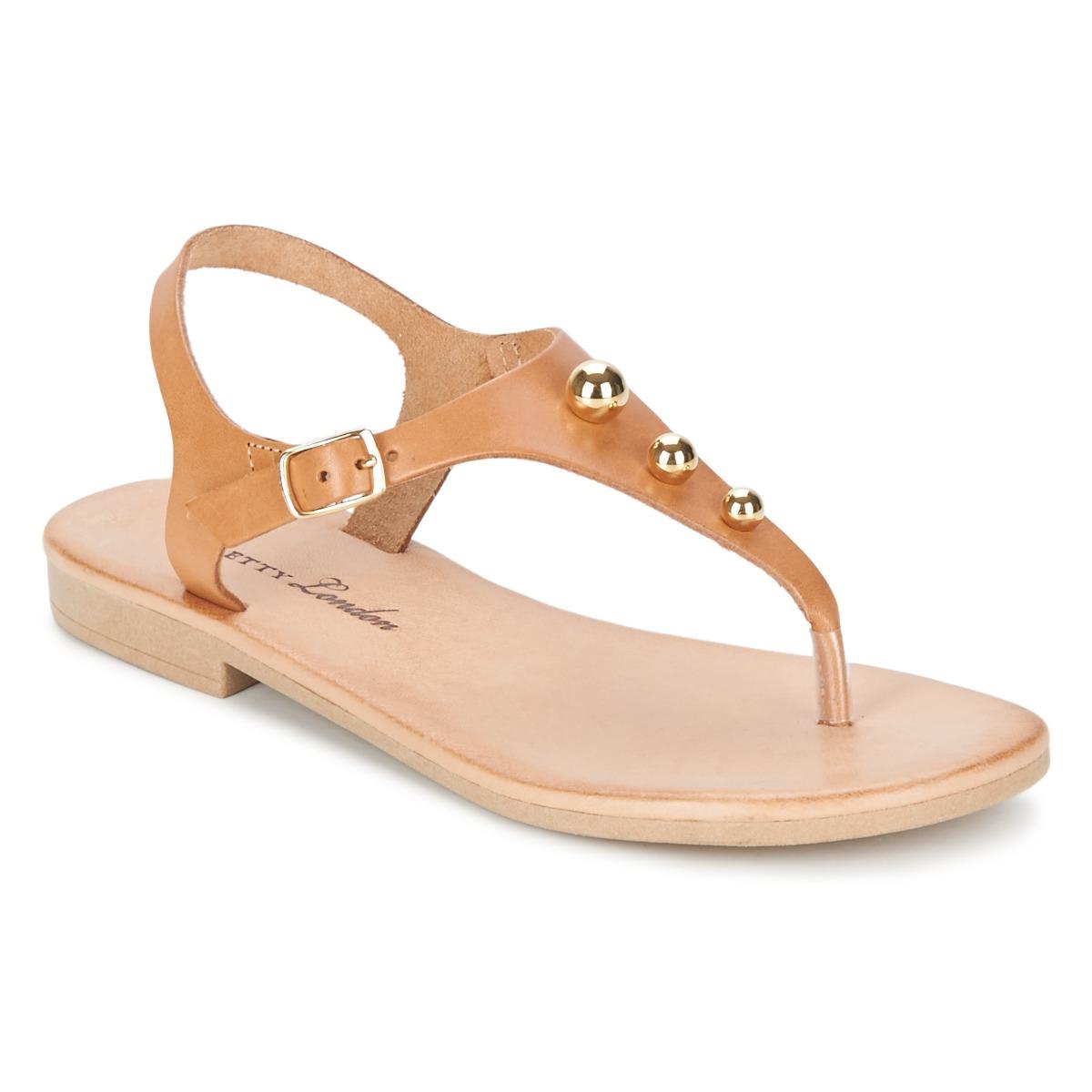sandaler Betty London VITALLA Kamel