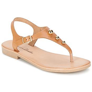 sandaler Betty London VITALLA Kamel 350x350