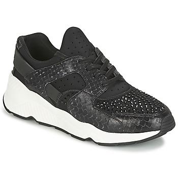 Skor Dam Sneakers Ash MOOD Svart