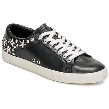 Skor Dam Sneakers Ash DAZED Svart