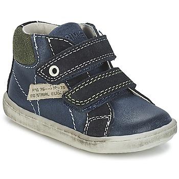 Skor Pojkar Boots Primigi CHRIS Blå