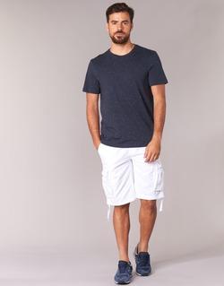 textil Herr Shorts / Bermudas Kaporal KORGE Vit