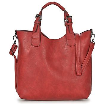 Väskor Dam Handväskor med kort rem Moony Mood EMIRA Röd