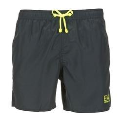 textil Herr Badbyxor och badkläder Emporio Armani EA7 BOXER BEACHWEAR Svart