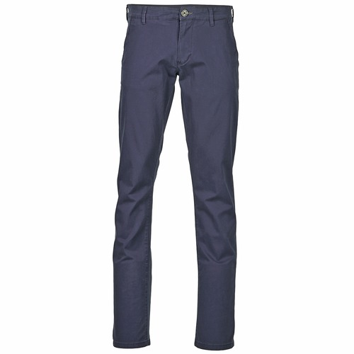 textil Herr Chinos / Carrot jeans Selected THREE PARIS Marin