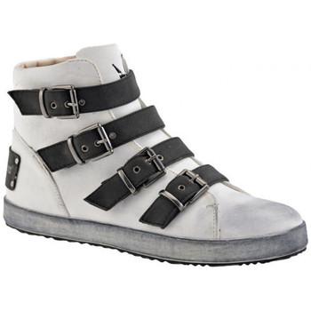 Skor Dam Höga sneakers F. Milano  Vit