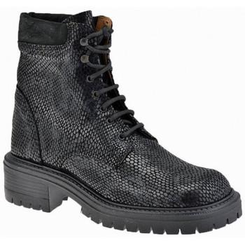 Skor Pojkar Boots La Romagnoli  Svart
