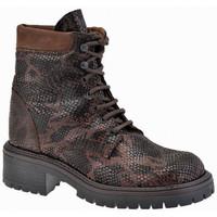 Skor Pojkar Boots La Romagnoli  Brun