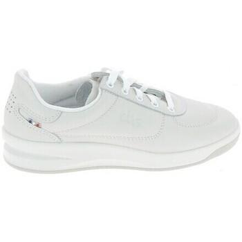 Skor Herr Sneakers TBS Brandy Blanc Vit