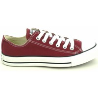 Skor Herr Sneakers Converse All Star B Bordeaux Röd