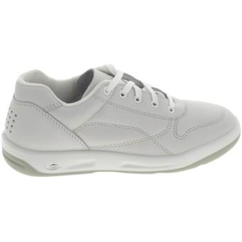 Skor Herr Sneakers TBS Albana Blanc Vit