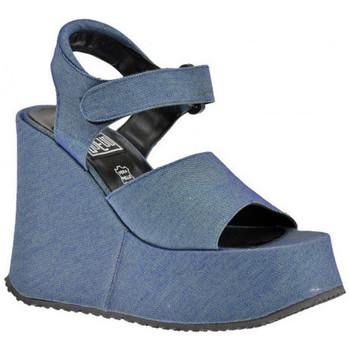 Skor Dam Sandaler No End  Blå