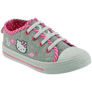 Skor Barn Sneakers Hello Kitty  Grå