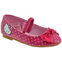 Skor Flickor Ballerinor Hello Kitty  Rosa
