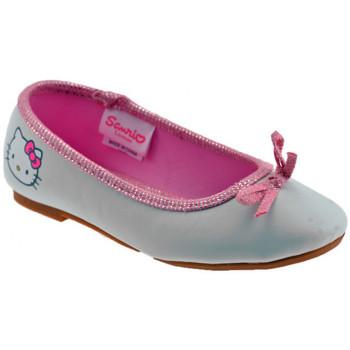 Skor Barn Ballerinor Hello Kitty  Vit
