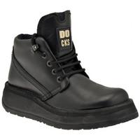Skor Herr Boots Docks  Svart