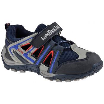 Skor Barn Sneakers Lumberjack  Blå