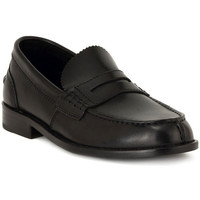Skor Herr Loafers Clarks BEARY LOAFER BLACK Multicolore