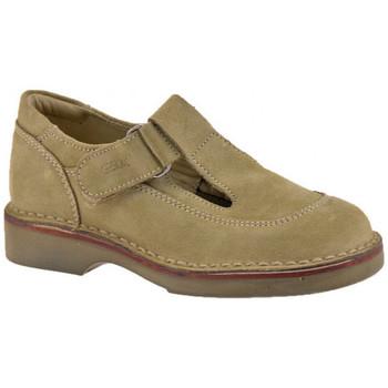 Skor Barn Loafers Geox  Beige