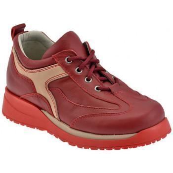 Skor Barn Höga sneakers Chicco  Röd