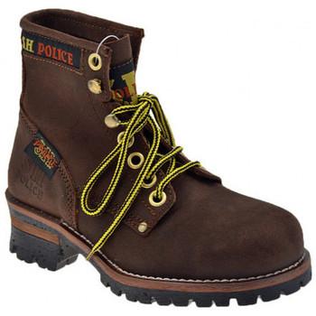 Skor Herr Boots Stone Haven  Svart