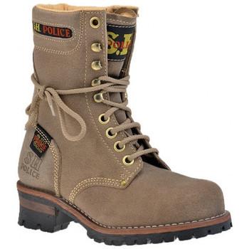 Skor Herr Boots Stone Haven  Grå
